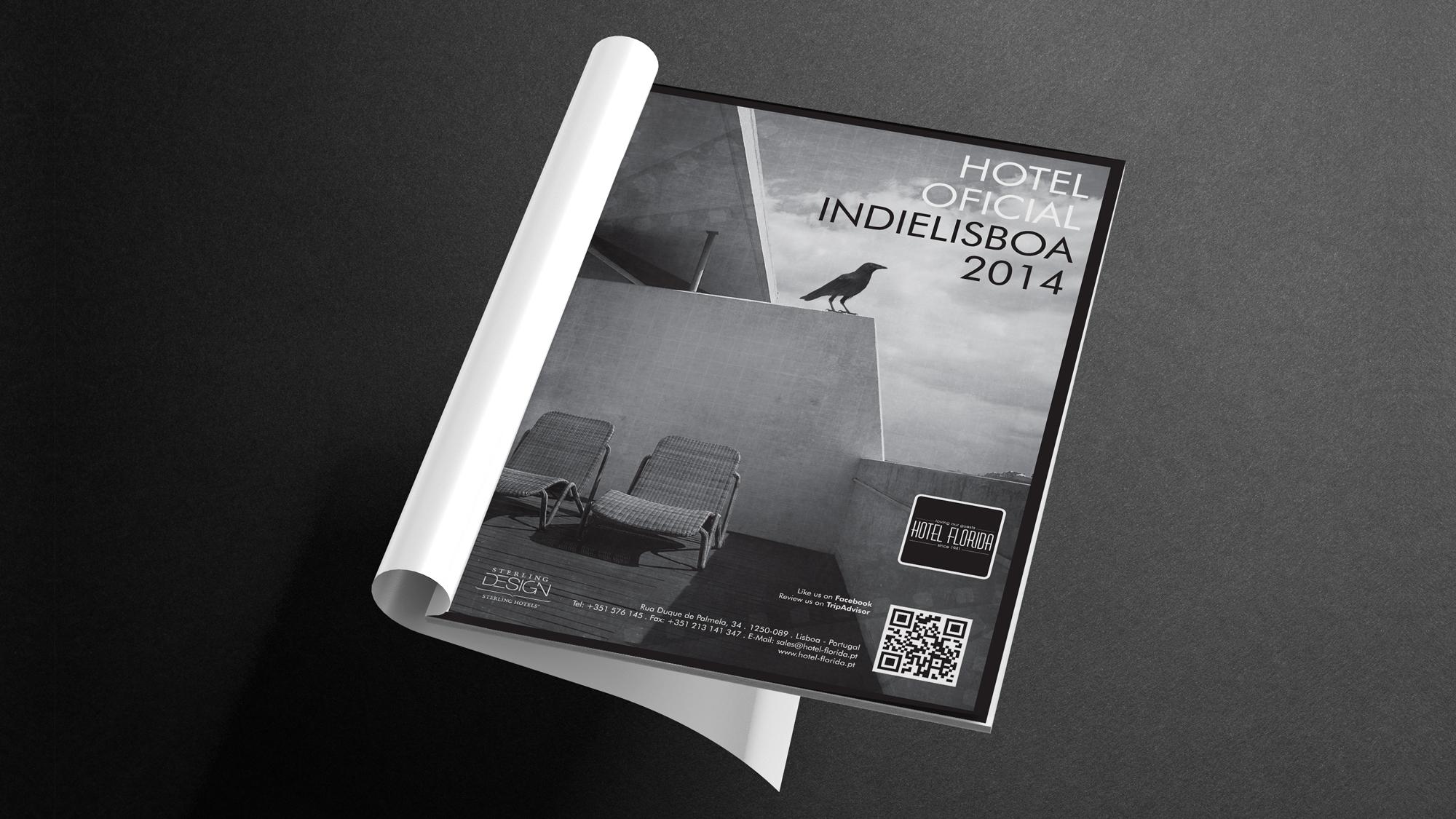 Hotel Florida | Anúncio INDIELISBOA