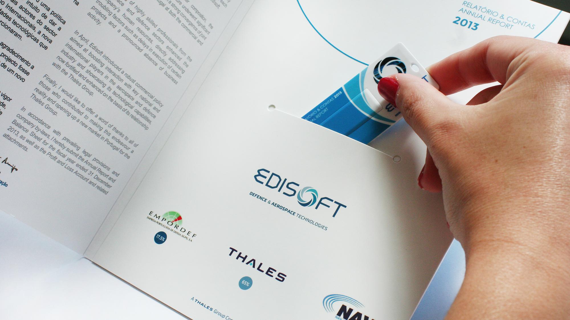 EDISOFT | Relatório e Contas 2013