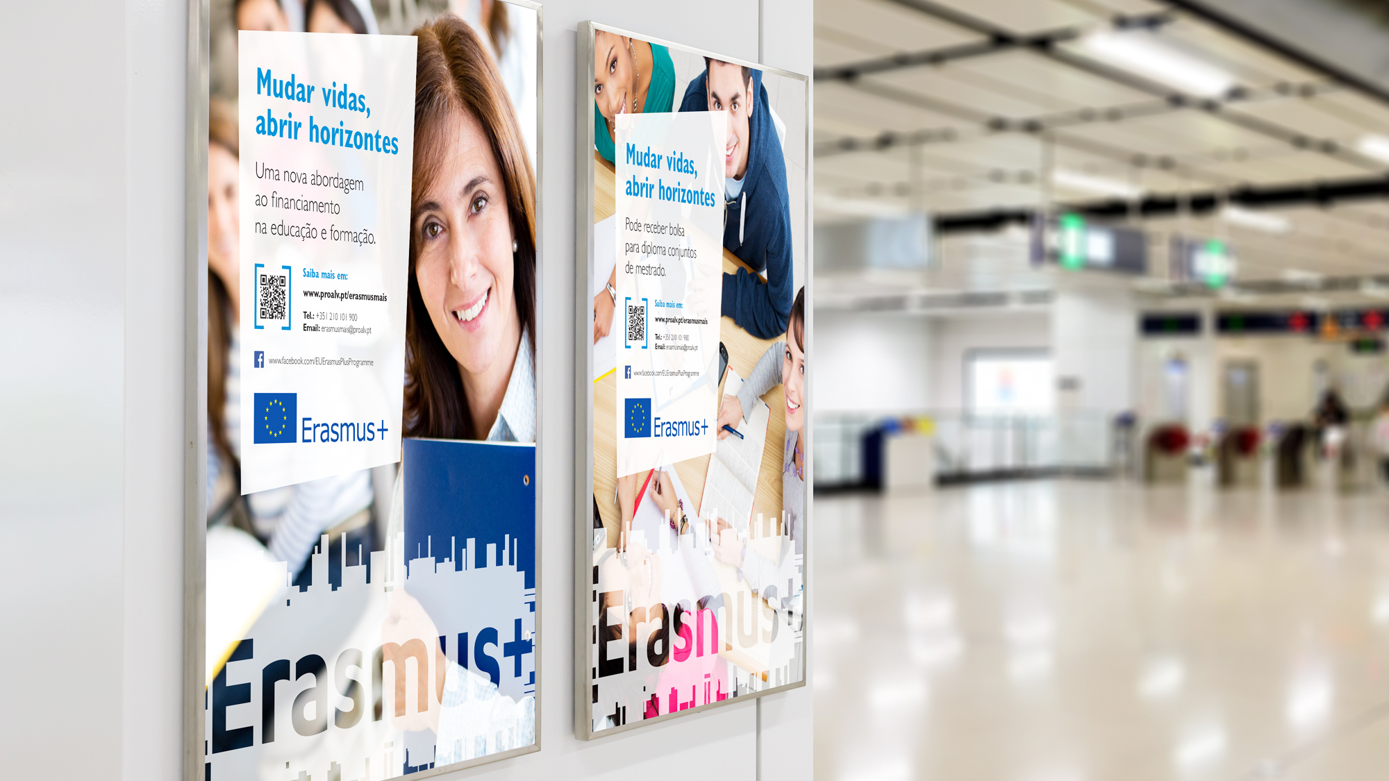 AN PROALV / Erasmus + | Anúncios