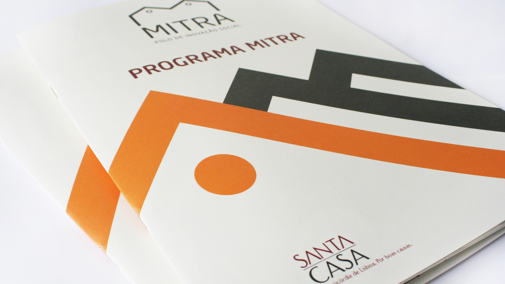 Evento MITRA | Logo, Brochura e outros Materiais